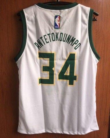 Regata NBA Milwaukee Bucks - Foto 2