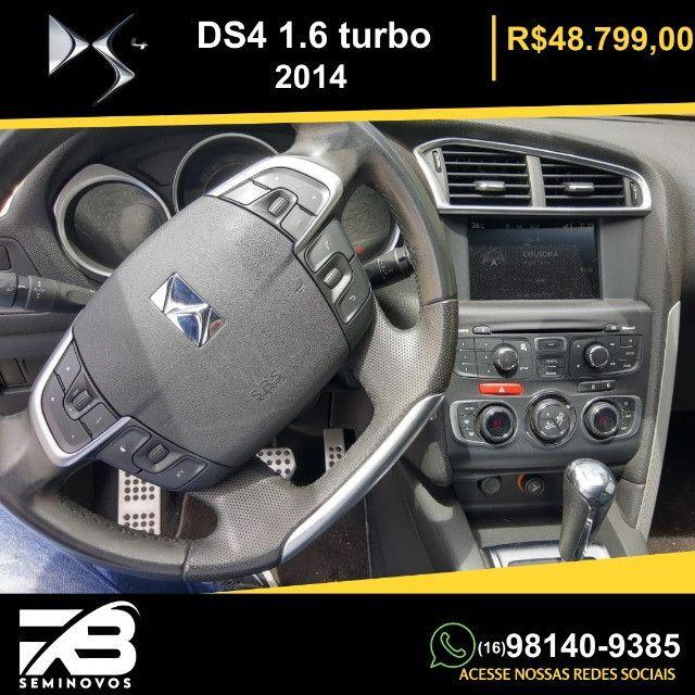 DS4 1.6 Turbo - 2014 - Foto 4