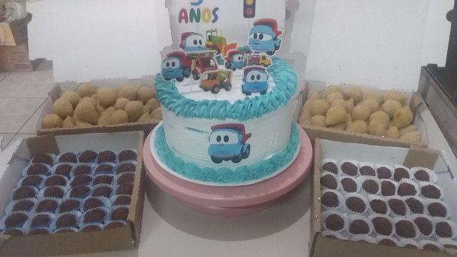 Kit festa de aniversário