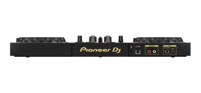 Controlador Pioneer Dj DDJ-400 Controlador Dj Rekordbox Gold Edition Novo Garantia - Foto 2