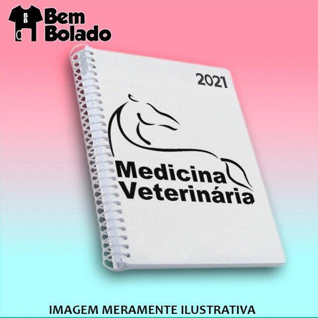 Agenda 2021 Veterinário Veterinária Medicina - Foto 4