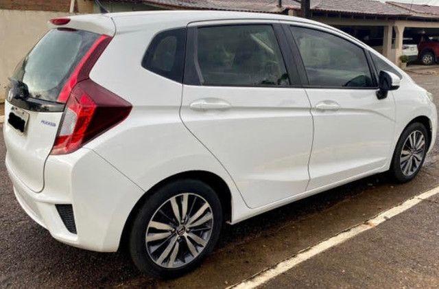 Honda Fit automático 2015 LX 1.5