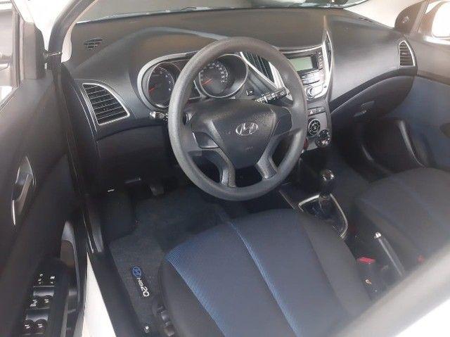Hyundai HB20 1.6 Hatch Flex Completo 2013 + Pneus novos - Foto 13