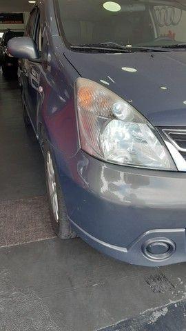 Nissan livina 1.6 S completa impecável baicho km  - Foto 8