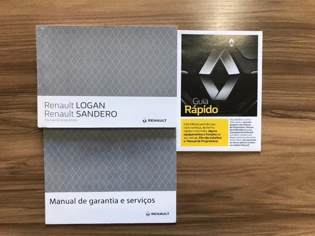 Renault- Logan Life 1.0 Flex Manual (Seminovo, Imposto 2021 pago) - Foto 19