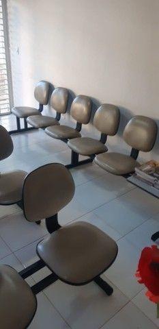 Longarina com 5 assentos R$ 800,00