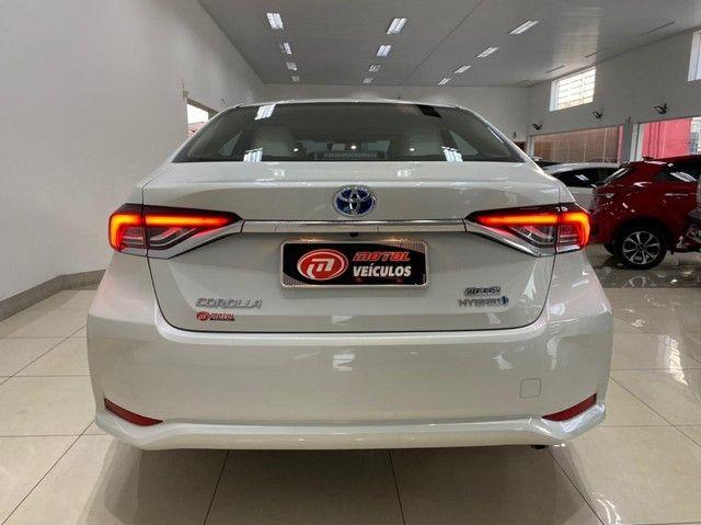 Corolla Altis Hybrid Premium 20/21 5.600 km ! - Foto 6