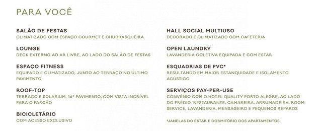 Studio à venda com 1 dormitórios em Moinhos de vento, Porto alegre cod:324756 - Foto 13