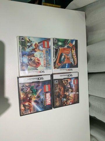 Coleção Nintendo DS e 3DS - Foto 5