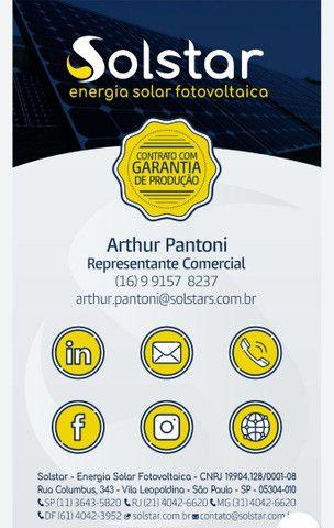 Projetos fotovoltaicos! Deixe de pagar ENERGIA!!! - Foto 3