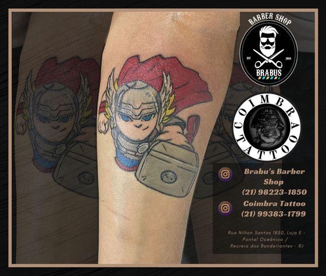 Troco tattoo por celular ou tablet  - Foto 4
