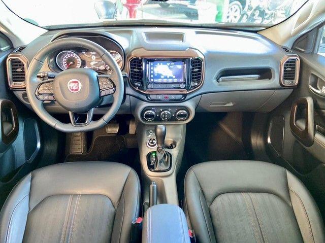 Fiat Toro volcano 2021 Diesel 4x4 !! ipva 21 pago !! - Foto 11