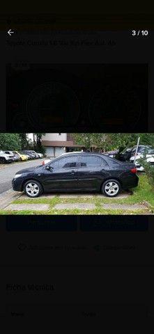 Toyota Corolla 1.8/16v Xei Flex Automático - Foto 2