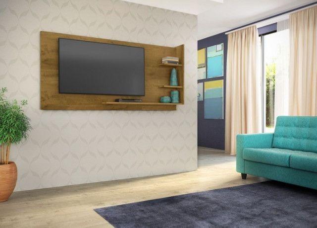 Rack suspenso para sala de estar modelo Rio de Janeiro | Entrega grátis p/ ES - Foto 2