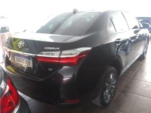 Vendo Toyota Corolla xei 2.0 2019 automático completo + gnv[ unico dono] - Foto 3