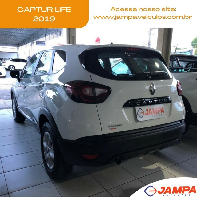 Renault Captur Life 1.6 2019 - Foto 3