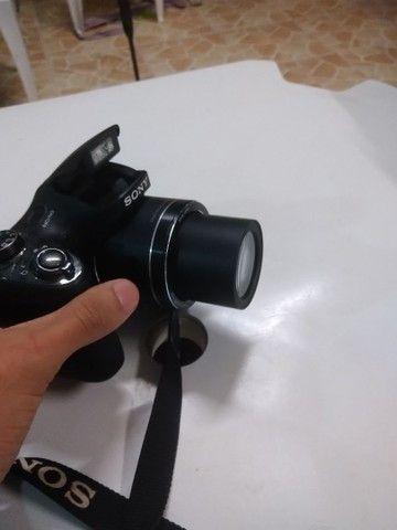 Camera profissional amador Sony cybershot - Foto 6