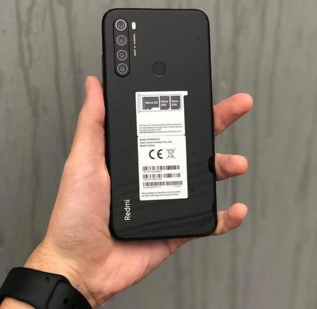 SmartPhone perfeito / 128 gigas / câmera de 48 megapixels / XIOAMI NOTE 8 original - Foto 3