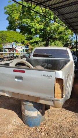 Toyota Hulix SW4 2007 A 2012 Sucata Com Garantia - Foto 20