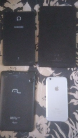 Estou vendendo 4 celular  - Foto 2