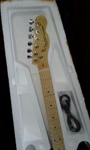 Guitarra Fender Telecaster Custom Chinesa - Foto 4