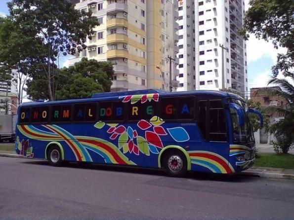 Vendemos um lindo ônibus marcopolo scania 1996 com 48 lugares em Belém do Pará