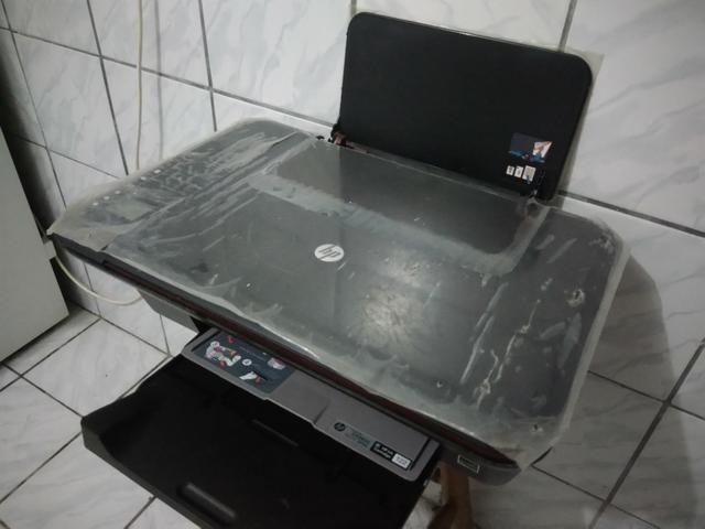 Impressora HP Wi-Fi NOVA!
