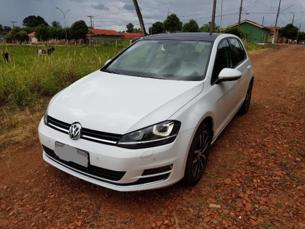 VW Golf TSI Highline Premium 13/14 Branco Alemão
