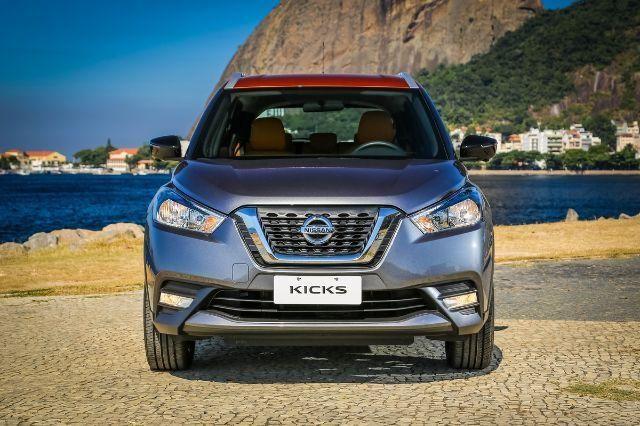 Nissan Kicks 1.6 Aut. SL 0 KM