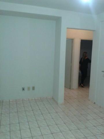 Agio de apartamento no Residencial Porto Belo de 02 Quartos