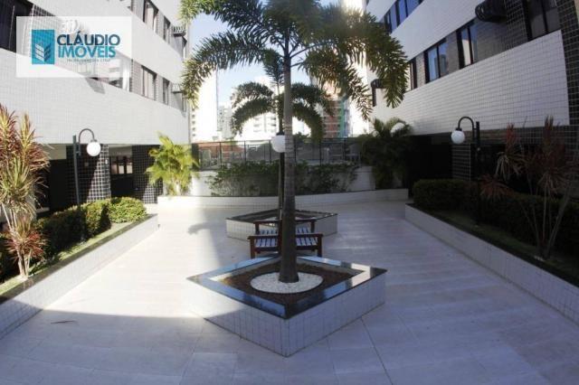 Apartamento com 3 dormitórios à venda, 68 m² por r$ 324.336 - jatiúca - maceió/al - Foto 3