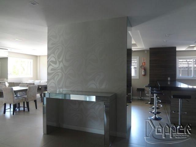 Apartamento à venda com 3 dormitórios em Ideal, Novo hamburgo cod:6247 - Foto 17