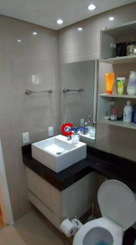 Apartamento com 2 dormitórios à venda, 44 m² por r$ 265.000 - vila rio de janeiro - guarul - Foto 5