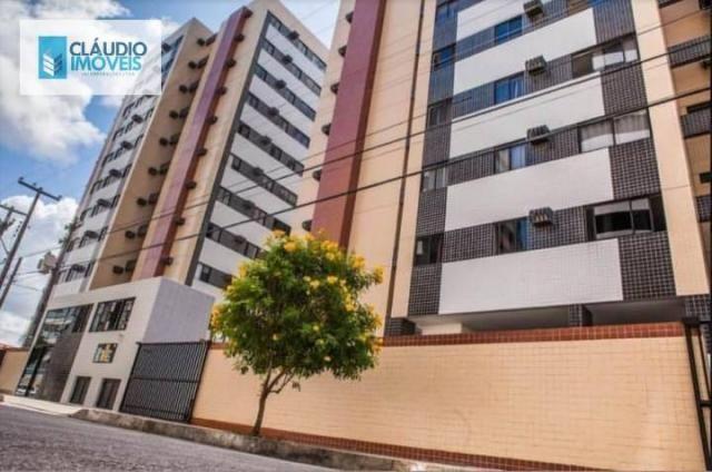 Apartamento com 3 dormitórios à venda, 68 m² por r$ 324.336 - jatiúca - maceió/al
