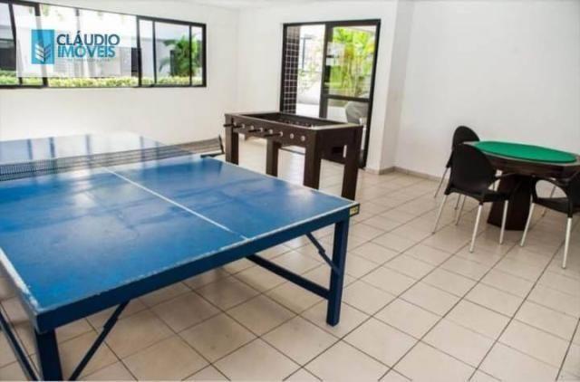 Apartamento com 3 dormitórios à venda, 68 m² por r$ 324.336 - jatiúca - maceió/al - Foto 11