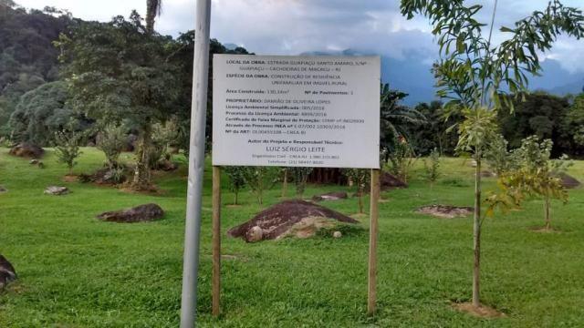 Terreno à venda em Parque veneza, Cachoeiras de macacu cod:TE0116 - Foto 11