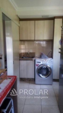 Apartamento à venda com 3 dormitórios em Borgo, Bento gonçalves cod:11010 - Foto 2