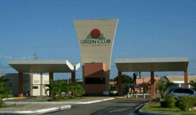 Terreno no Green Club 2
