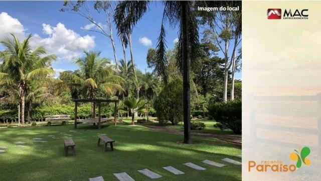 Condomínio de Chácaras Recanto Paraíso em Guapo - Foto 2