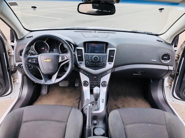 Chevrolet Cruze LT 1.8 flex 2013 Vendo, troco e financio - Foto 10