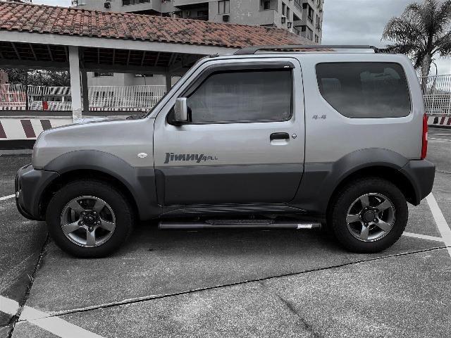 Jimny 1.3 4 ALL 16V 2P Gasolina Mec. 2017 - Wagner - Foto 4
