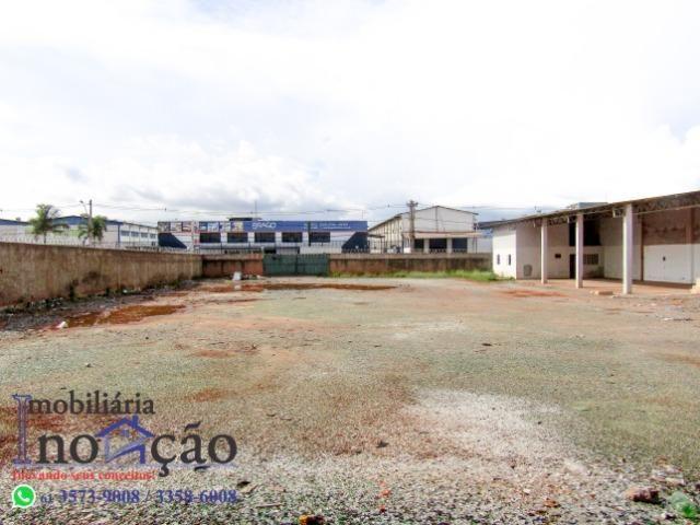 Alugo Área com Galpão na ADE de Águas Claras - Foto 13