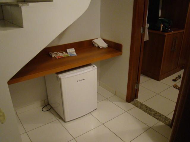 Apartamento temporada caldas novas, cobertura Golden Dophin Grand Hotel - Foto 9