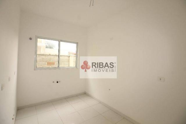 Casa com 3 dormitórios à venda, 126 m² por r$ 650.000 - barreirinha - curitiba/pr - Foto 8
