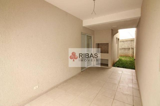 Casa com 3 dormitórios à venda, 126 m² por r$ 650.000 - barreirinha - curitiba/pr - Foto 3