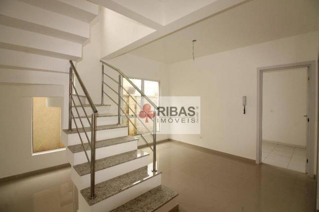 Casa com 3 dormitórios à venda, 126 m² por r$ 650.000 - barreirinha - curitiba/pr - Foto 5