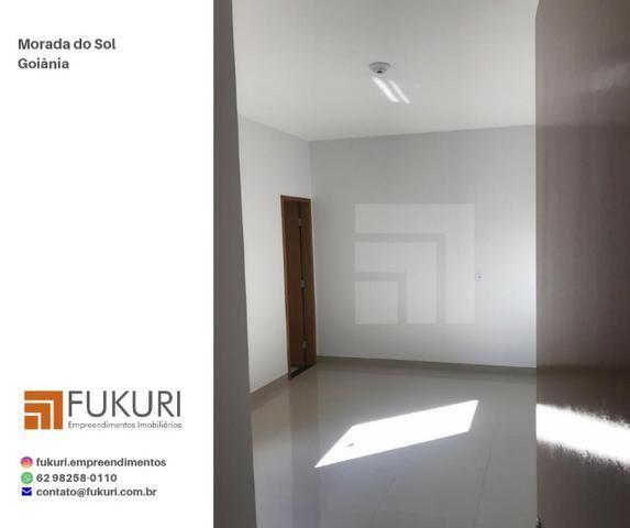 Casa 2Q c/suíte - Setor Morada do Sol - Goiânia - Foto 5