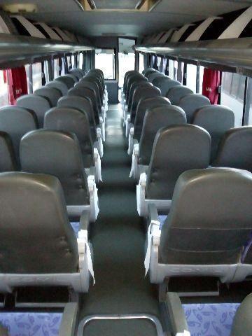 Ônibus Rodoviário motor dianteiro Comil campione - Foto 6