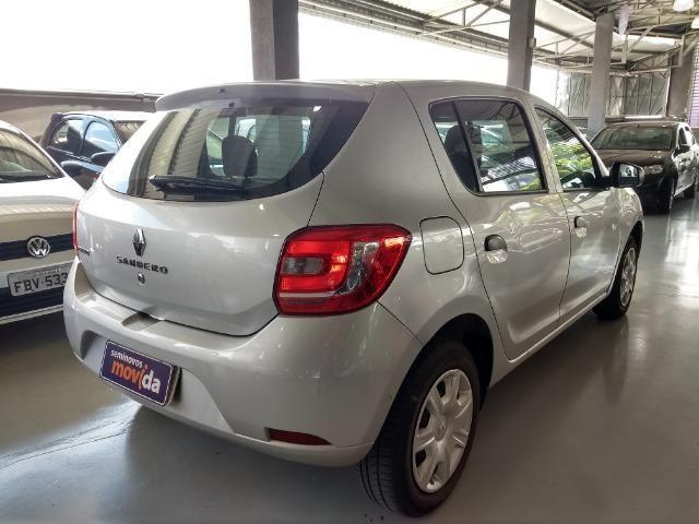 Renault Sandero 1.0 12V authentique - Foto 7