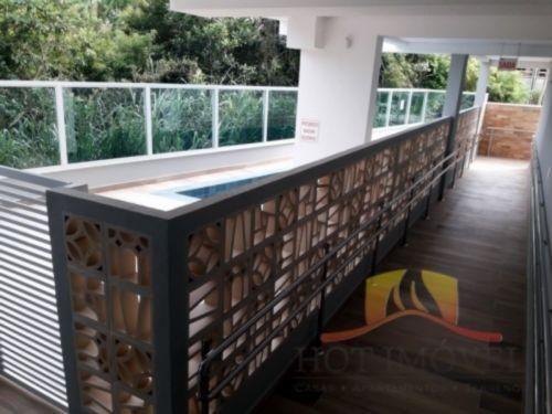 Apartamento à venda com 2 dormitórios em Campeche, Florianópolis cod:HI1673 - Foto 17